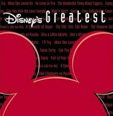 disney hits cd
