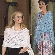 shawls knit