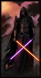 darth revan lightsaber
