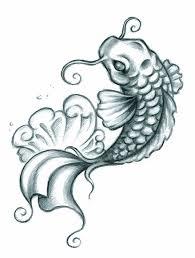 free koi tattoo designs