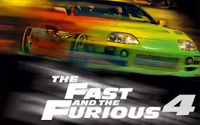 fast of furious 4