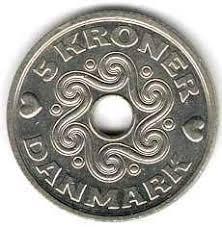 kroner coin
