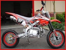 125 kawasaki dirt bike