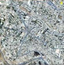 google earth jordan