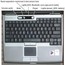 dell latitude keyboard