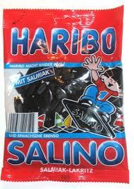 haribo licorice