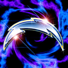 chargers football logo