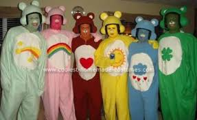 care bears costumes