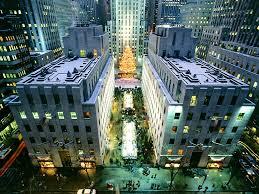 Elitne obitelji koje vladaju zapadnom hemisferom Rockefeller_Center,_Christmas_In_New_York_City