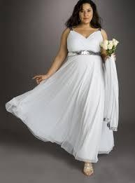 plus size bridesmaid gown
