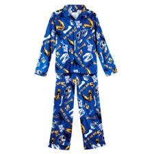 boys in pajamas