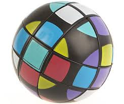 rubix cube ball