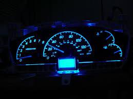 blue gauge