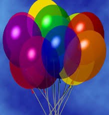 birthday balloons pics