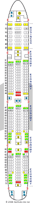 boeing 777 200 300 seat map