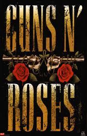 guns n roses posters