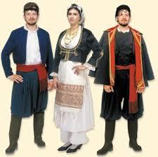 greece traditional costume