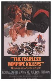 the fearless vampire killers dvd