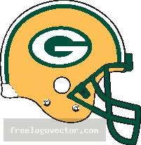 green bay packers clipart