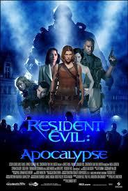 resident evil 2 dvd