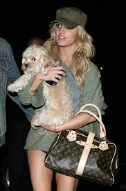 celebrities with dogs