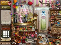 hidden objects pictures