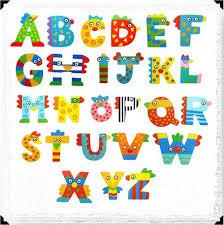 alphabet for babies