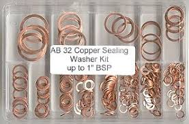 copper sealing