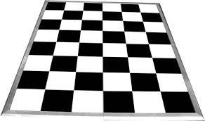 checker flooring