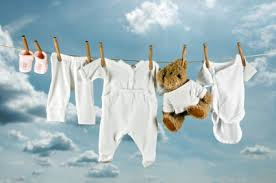 clothes drying line