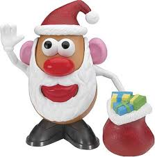 christmas mr potato head