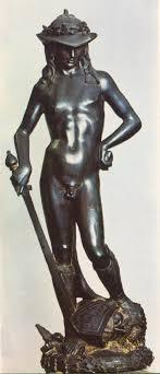 donatello bronze david