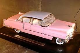 elvis pink cadillac
