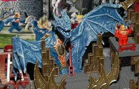 mega blok dragons