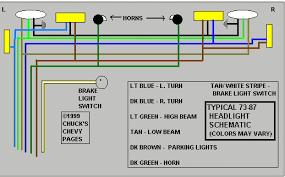 chevy wiring schematic