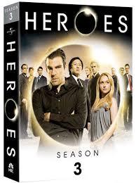 heroes season dvd
