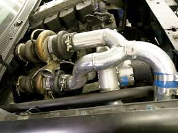 ford ranger turbocharger