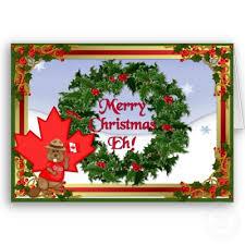 canada christmas cards