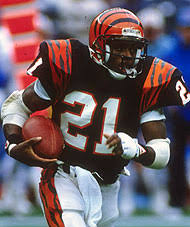 james brooks bengals