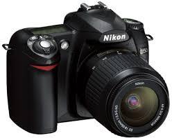 camera d50