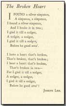 poetry broken heart