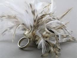 feathers jewellery