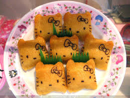 hello kitty food