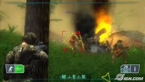 ghost recon advanced warfighter psp