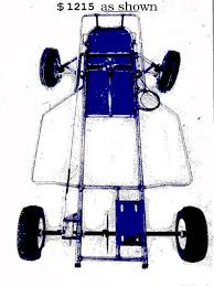 off road go kart chassis
