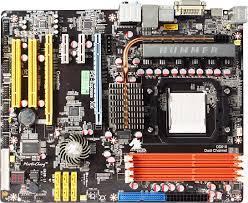 chipset cpu