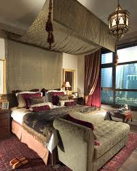 moroccan style bedrooms