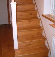 oak stair cases