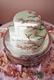 cherry blossoms wedding