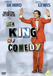 king of comedy movie